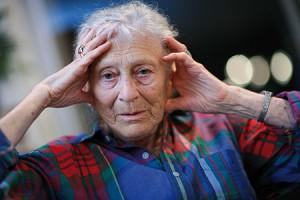 Сенсорная афазия у пожилых