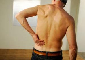 Один из видов мышечной невралгии