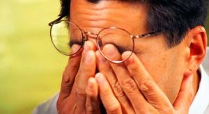 Симптомы неврита глазного нерва