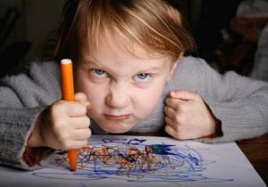 Детский негативизм
