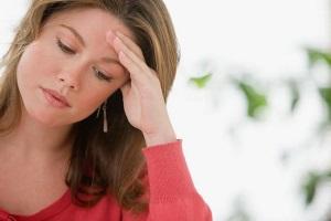 Перепады настроения при дисфории