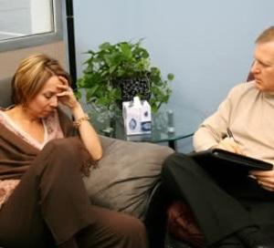 Лечение у психотерапевта