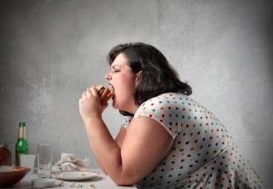 Результат компульсивного переедания