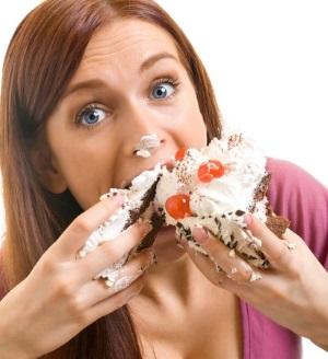 Пищевое расстройство - компульсивное переедание