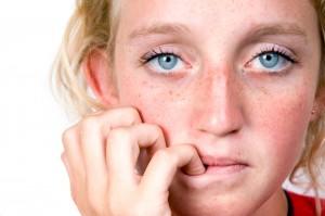 Проявления тревожного расстройства
