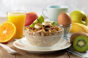 Сбалансированное питание при БП