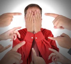 Симптомы социальной фобии