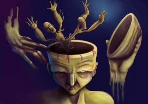 Симптомы вялотекущей шизофрении