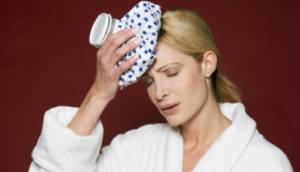 Фаза боли при мигрени