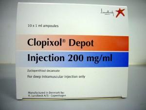 Таблетки клопиксол