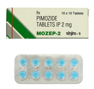 Таблетки пимозид