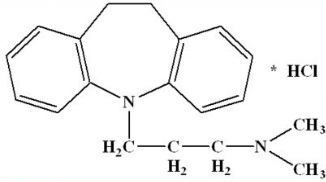 Формула Имипрамина