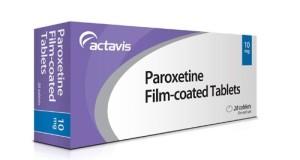 Таблетки пароксетин
